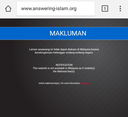 Website proselytizing Christianity blocked by Malaysian Government