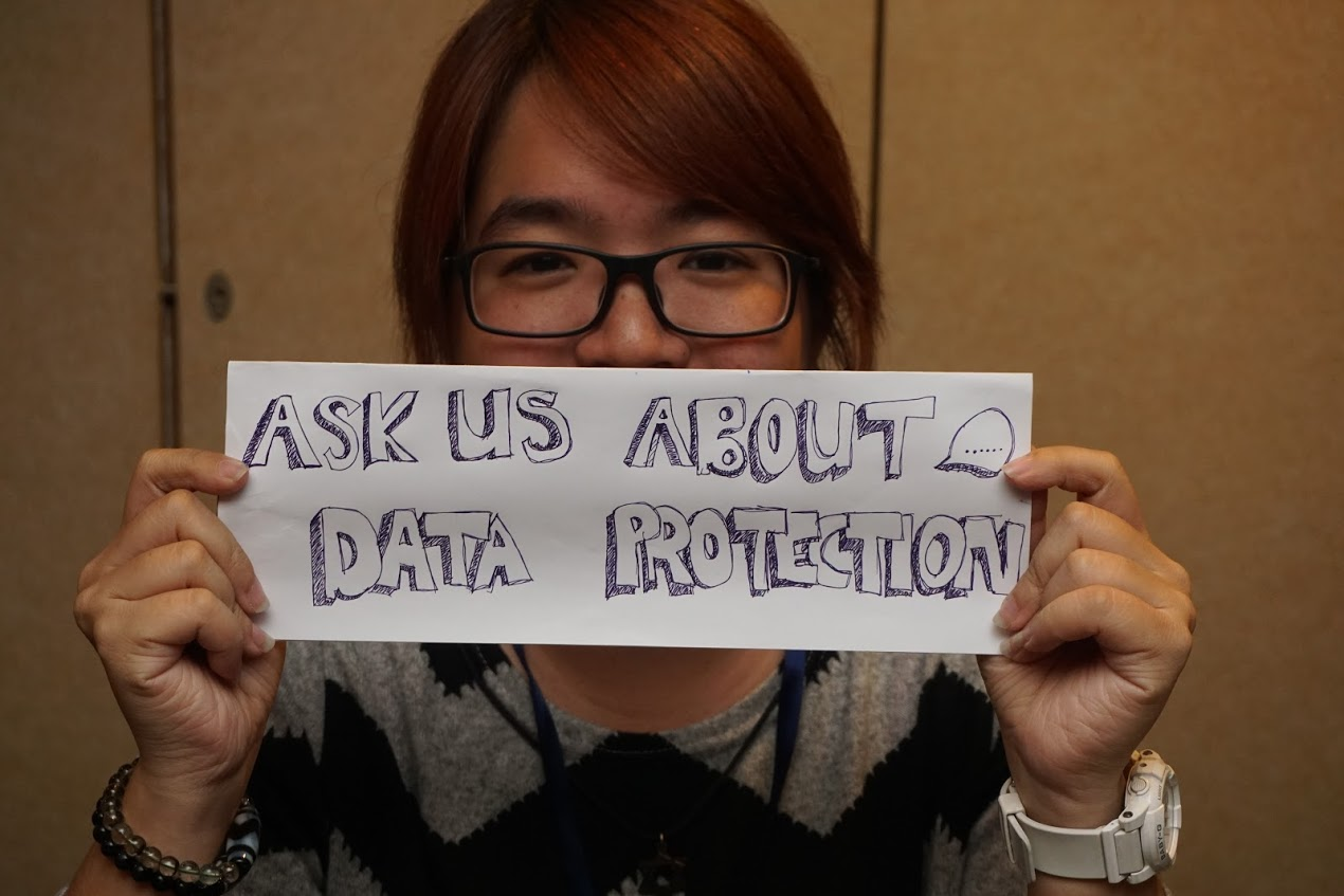Ask Us About Data Protection