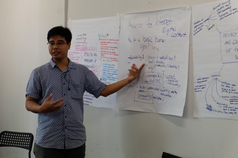 Workshop on Digital Rights