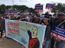 RCEP Protest