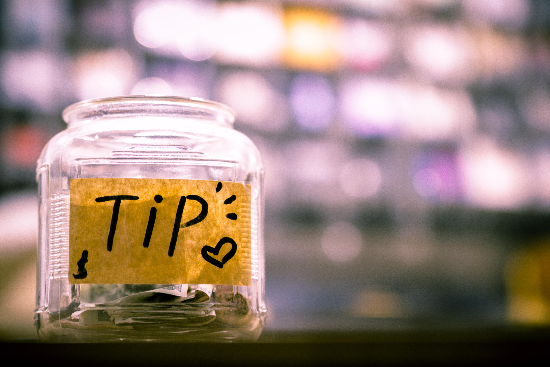 Heart Tip Jar