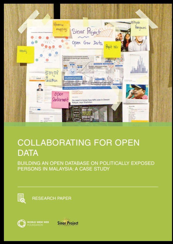 Collaborating For Open Data Case Study Cover
